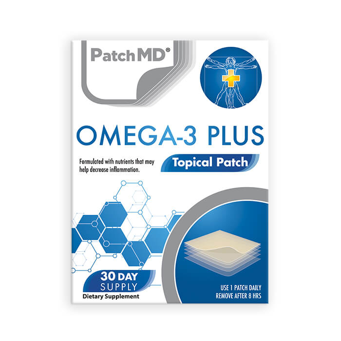 Omega-3 Plus Patch (30-Day Supply)