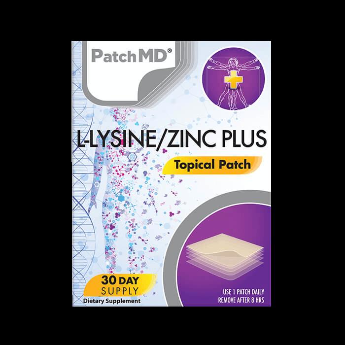 L-Lysine/Zinc Plus